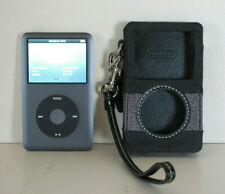 Apple iPod classic 7th Generation Black 120 GB Exct Working Condition Coach Hold