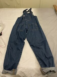 lucy and yak dungarees Size small - Atlas Old Style - Mid Wash Denim - S/30