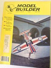 Model Builder Magazine Jeff Tracy's Cap 20L-200 June 1979 041817nonrh