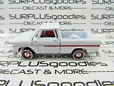 Johnny Lightning 1:64 Scale LOOSE Classic White 1965 CHEVROLET C10 Pickup Truck
