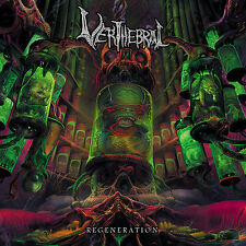 VERTHEBRAL - CD - Regeneration (Death Metal Paraguay)