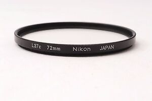 @ Super Fast 1 Day Shipping!! @ Nikon L37c 72mm Lens Filter