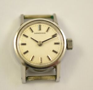 Vintage Ladies Mechanical Handwinding watch LONGINES Swiss Made