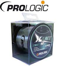 (0 02/m) Prologic XLNT HP 1000m 0 38mm Green 9 8kg Karpfenschnur