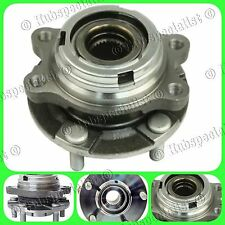 FRONT WHEEL HUB BEARING ASSEMBLY FOR 2004-2009 NISSAN QUEST 2-3 DAY RECEIVE