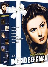 INGRID BERGMAN COLLECTION (6 Disk) DVD NEW