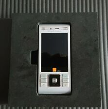 Sony Ericsson Cyber-shot, C905 - Silver (Orange) Mobile Phone