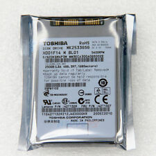 "Toshiba 250GB MK2533GSG 1.8"" Hp Elitebook 2530p 2730p 2540p Laptop"