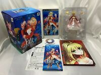 SONY PSP Japan FATE / EXTRA Type Moon Box with figma Figure (Limited Edition)