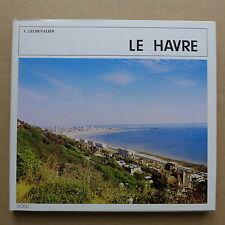 Claude Lechevalier - Le Havre. Seine Maritime (76)  /  1971