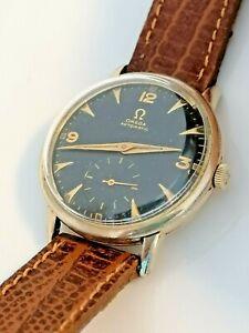 Vintage Omega - DW 2402 - Mechanical (Manual)  Watch- men's- 1950's