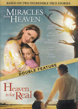 Miracles From Heaven (2016) R1 DVD Jennifer Garner