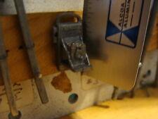 Vintage miniature LEAD figure: OLD FASHIONED CAMERA (small)
