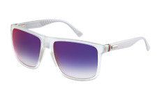 Gucci GG 1075/S JWIHI Crystal Blue Violet Aluminum Sunglasses 57mm gg1075s jwihi