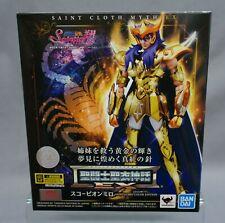 Saint Seiya Myth Cloth EX Scorpio Milo SAINTIA SHO COLOR EDITION Bandai Spirits
