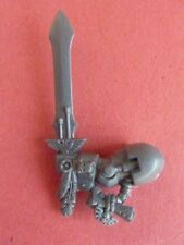 Nuevo espacio marino Ángeles oscuros Alamuerte Terminator espada de alimentación-bits 40K