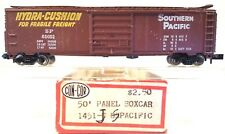 N Con Cor 1451-J 50' Panel Door Box Car Southern Pacific #65052