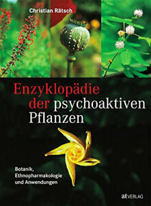 Enzyklopädie der psychoaktiven Pflanzen | Christian Rätsch | 2018 | deutsch