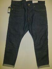 G-Star Raw ESSENTIALS men`s US LUMBER CLASSIC TAPERED 15OZ SELVEDGE jeans W38L32