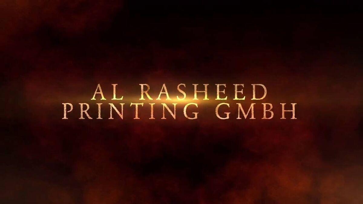 Al-Rasheed Printing GmbH Store
