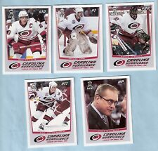 Russian Ice 2002 Stanley Cup Finals Carolina Hurricanes Team Set (23)