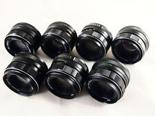 Soviet lens  Helios 44M - 4 (2/58)  (M42). 7 pcs.) - Good condition !!!