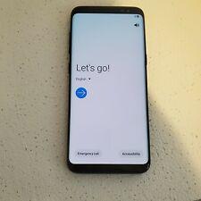 Samsung Galaxy S8 SM-G950U1 - 64GB - Midnight Black (Unlocked)