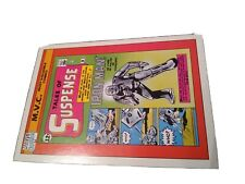 1990's Marvel Universe trading cards Tales of Suspence most valuable comic card