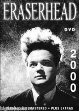 ERASERHEAD Rare OOP David Lynch Subversive Cinema Absurda Edition New & Sealed
