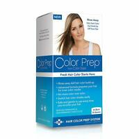 Hair Color Prep System for Use on Oxidative Locks 100% Safe and Gentle Formula