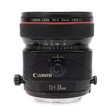 Canon 24mm f3.5 L TS-E EF Tilt Shift Lens