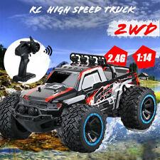 RC Auto 1:14 30KM/H Drift Ferngesteuertes Elektro Rennwagen Monstertruck 2.4GHz