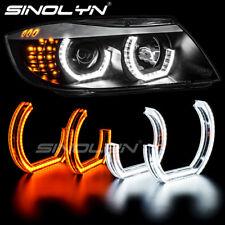 LED Angel Eyes Halo Ring For BMW E90 E92 E93 E60 E82 F30 F31 M3 DTM LCI M4 Style