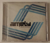AMELY - Hello World - BRAND NEW CD