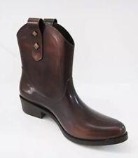 Melissa Cowboy Protection Boots Metallic Cooper EUR 40 US 9