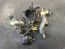 Carburetor JEEP CJ SERIES 82 83 84 85 86 TAG 8362S BUILDABLE CORE