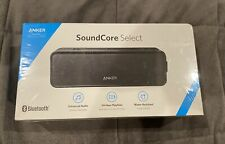 BRAND NEW SEALED Anker SoundCore Select Bluetooth Speaker in Black (A3106H11)