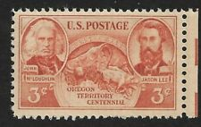 "USA 1948 ""OREGON"" U/M"