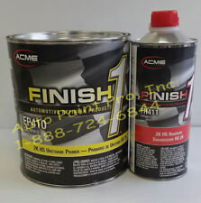 Finish1 2K Urethane primer Surfacer auto body shop restoration car paint supply