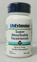 Super Absorbable Tocotrienols, Life Extension, 60 softgels 1 pack