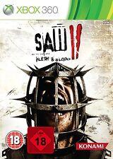 Xbox 360 juego Saw II 2 Uncut bollos & and blood nuevo & OVP envío de paquetes