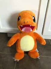 "Build A Bear Workshop Charmander Pokemon Plush Stuffed Animal 15"" 2017"