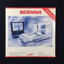 Bernina Cps Customized Pattern Selection Software Cd Version 4.1 For Artista