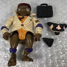 Vintage TMNT  Ninja Turtles 1990 Undercover Don Near Complete Donatello