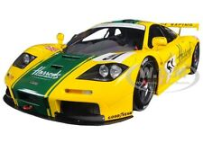 1995 MCLAREN F1 GTR #51 LE MANS 24HR 3RD PLACE LTD. 3000PCS 1/18 BY TSM 131807