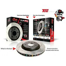DBA4963S T3 4000 SERIES SLOTTED ROTORS NISSAN SKYLINE R33 GTST FRONT PAIR