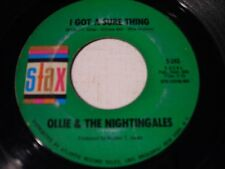 Ollie & the Nightingales I Got a Sure Thing 1968 45rpm VG+
