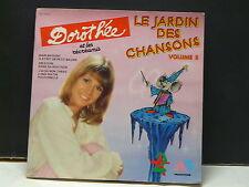 DOROTHEE Le jardin des chansons vol 5 Marlbrough...8158107 LIVRE DISQUE
