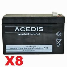 Batterie 12v pour onduleur EATON Powerware 5PX-EBM48VRT2U