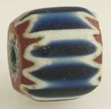 16th century, 7 layer chevron.  Trade bead.   7/8""